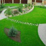 Применение искусственной травы