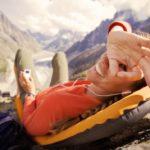 Как выбрать туристический коврик?