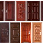 Разновидности входных дверей