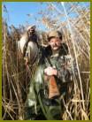 Охотничьи угодья птиц